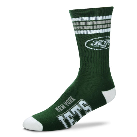 NEW YORK JETS DEUCE FULL SOCKS