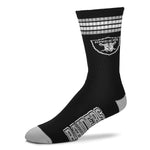 OAKLAND RAIDERS DEUCE FULL SOCKS