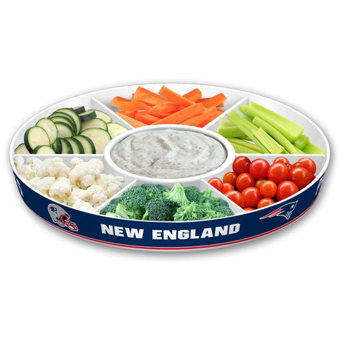 NEW ENGLAND PATRIOTS PARTY PLATTER