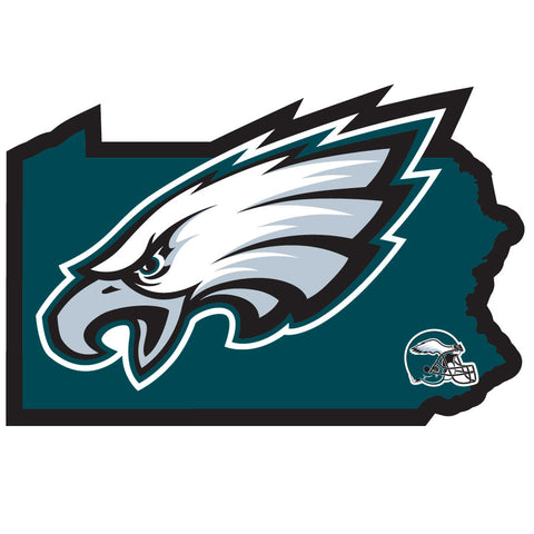 Philadelphia Eagles Decal Home State Pride