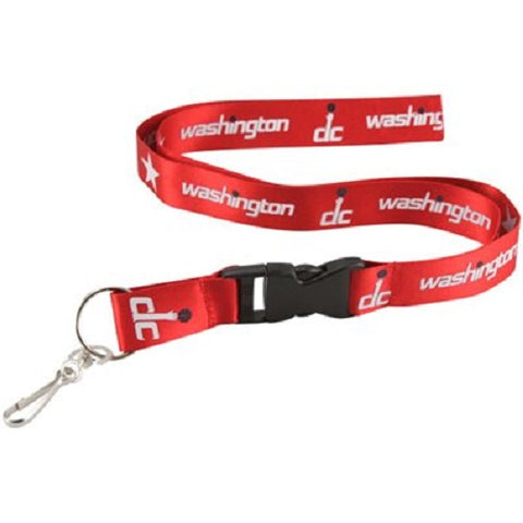 Washington Wizards Lanyard - Breakaway with Key Ring