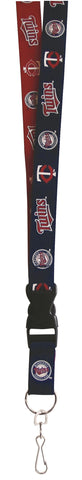 Minnesota Twins Lanyard - Two-Tone