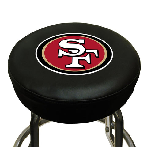 NFL San Francisco 49ers Bar Stool Cover