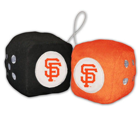 MLB San Francisco Giants Fuzzy Dice