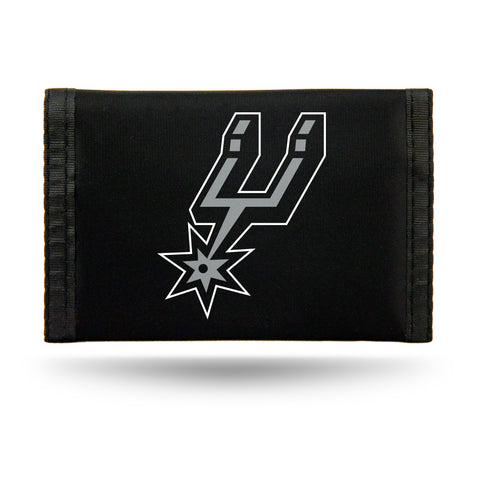 San Antonio Spurs Wallet Nylon Trifold
