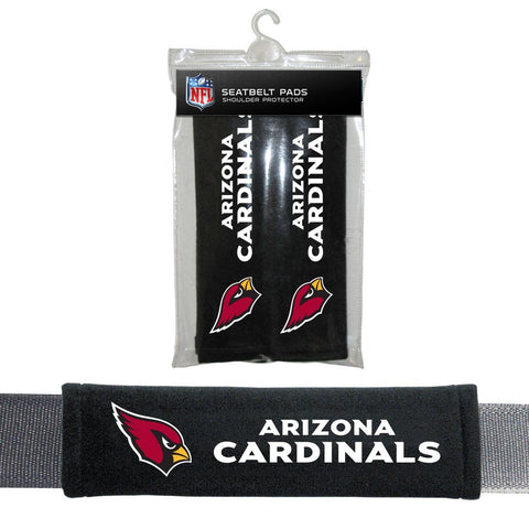NFL Arizona Cardinals Seat Belt Pads