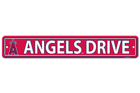MLB Los Angeles Angels Street Sign