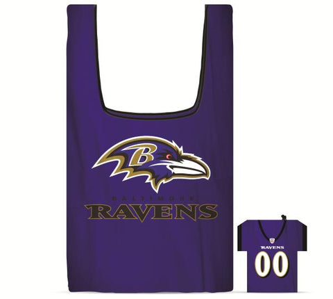 BALTIMORE RAVENS BAG IN POUCH