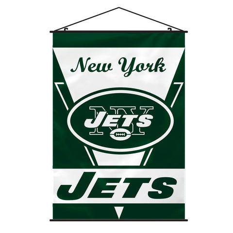 NFL NEW YORK JETS WALL BANNER