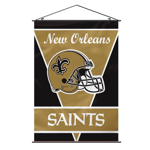 NFL NEW ORLEANS SAINTS WALL BANNER