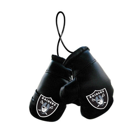 NFL OAKLAND RAIDERS MINI GLOVES - 97304 - 023245973045