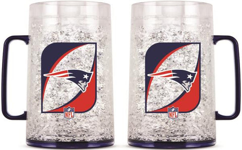 NEW ENGLAND PATRIOTS MONSTER FREEZER MUG - 38 OZ.