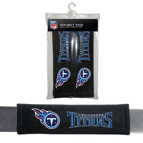 NFL Tennessee Titans Seat Belt Pads