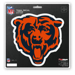 Chicago Bears Decal 8x8 Die Cut