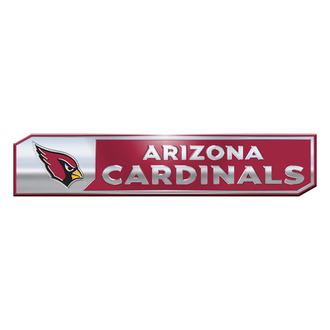 Arizona Cardinals Auto Emblem Truck Edition 2 Pack