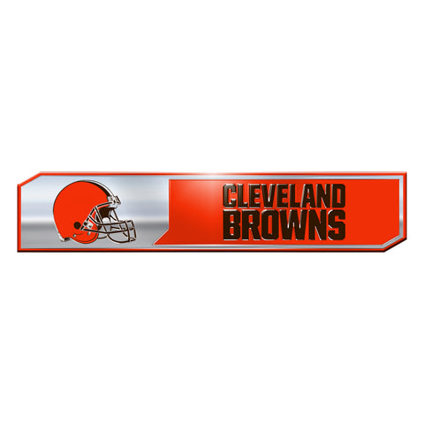 Cleveland Browns Auto Emblem Truck Edition 2 Pack