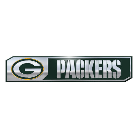 Green Bay Packers Auto Emblem Truck Edition 2 Pack