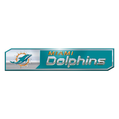 Miami Dolphins Auto Emblem Truck Edition 2 Pack
