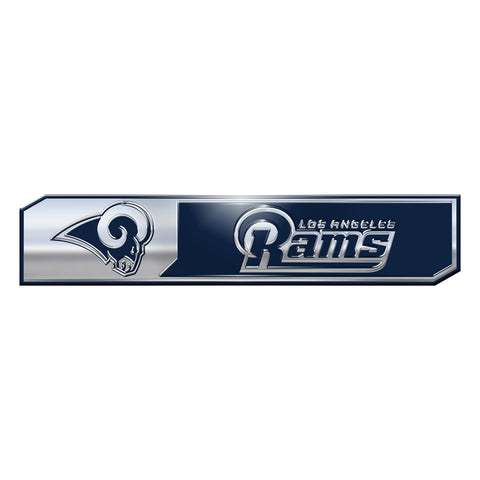Los Angeles Rams Auto Emblem Truck Edition 2 Pack