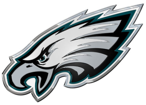 Philadelphia Eagles Auto Emblem - Color