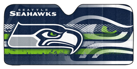"Seattle Seahawks Auto Sun Shade - 59""x27"""