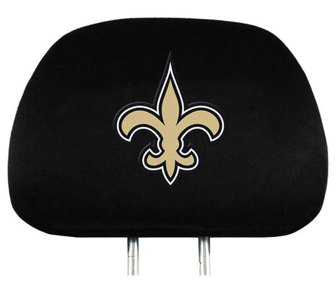 New Orleans Saints Headrest Covers