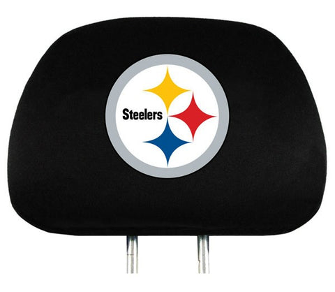 Pittsburgh Steelers Headrest Covers