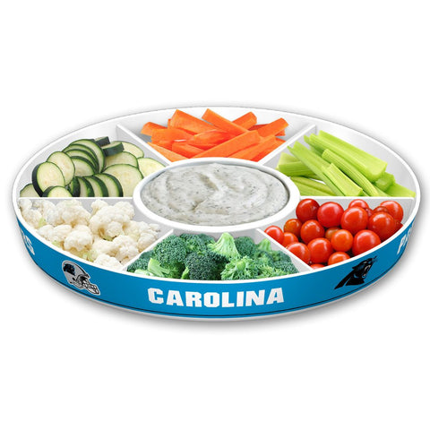 NFL Carolina Panthers Party Platter