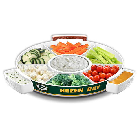 NFL Green Bay Packers Party Platter