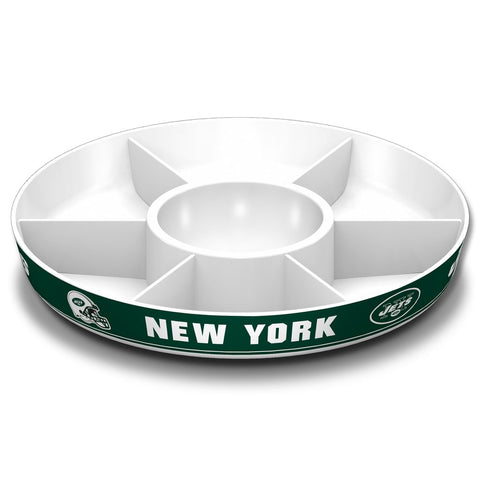 NFL NEW YORK JETS PARTY PLATTER