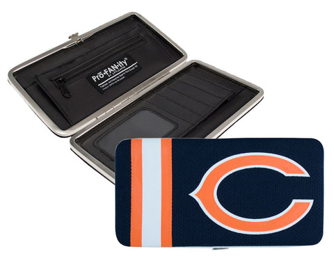Chicago Bears Shell Mesh Wallet