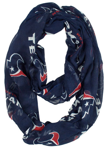 Houston Texans Infinity Scarf