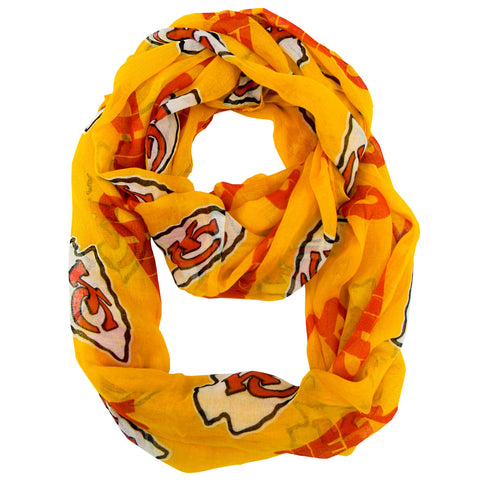 Kansas City Chiefs Infinity Scarf - Alternate