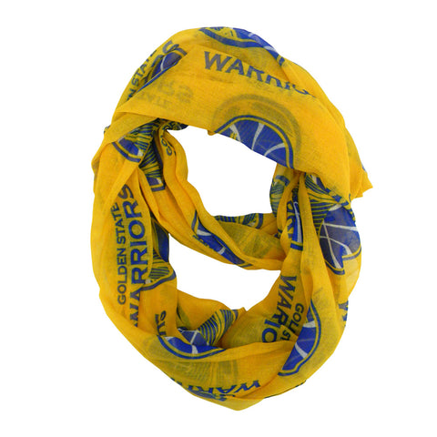 Golden State Warriors Infinity Scarf - Alternate