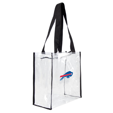 Buffalo Bills Clear Square Stadium Tote