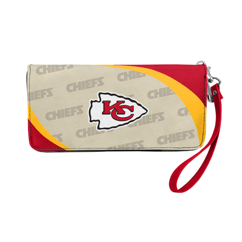 Kansas City Chiefs Wallet Curve Organizer Style