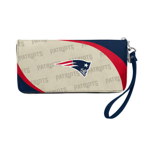 New England Patriots Wallet Curve Organizer Style