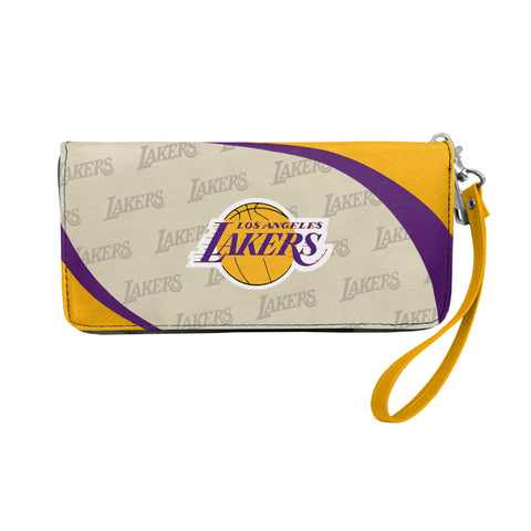 Los Angeles Lakers Wallet Curve Organizer Style