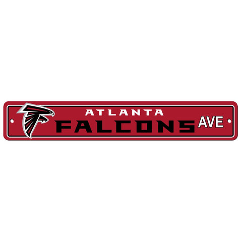 NFL Atlanta Falcons Street Sign