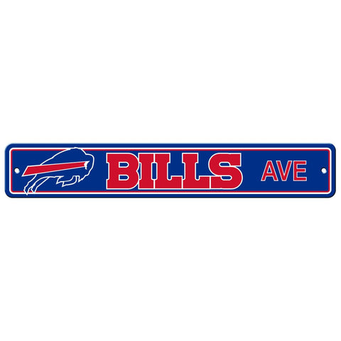 NFL Buffalo Bills Street Sign