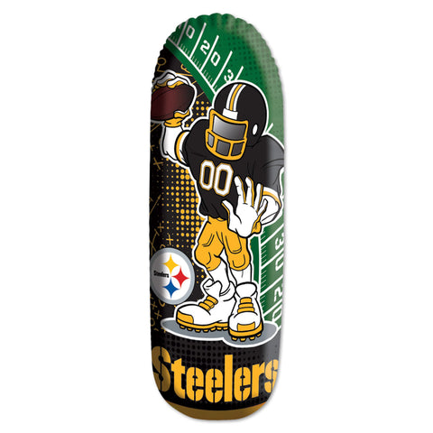 NFL Pittsburgh Steelers Bop Bag (Water-based)