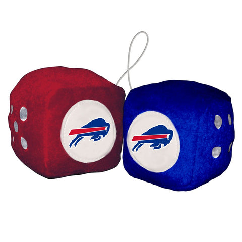 NFL Buffalo Bills Fuzzy Dice