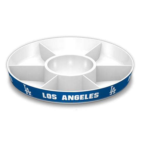 MLB LOS ANGELES DODGERS PARTY PLATTER
