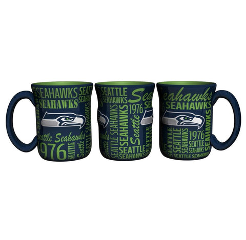 Seattle Seahawks 17oz Spirit Mug