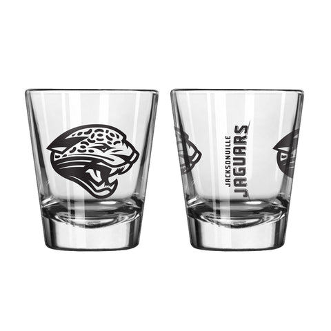 Jacksonville Jaguars  2oz. Gameday Shot Glass