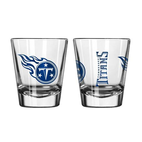 Tennessee Titans  2oz. Gameday Shot Glass