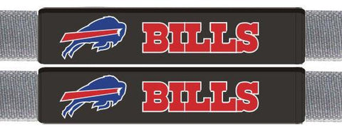 Buffalo Bills Leather Seat Belt Pads