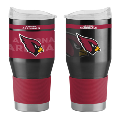 Arizona Cardinals 24Oz Ultra Twist Tumblers - 18/8 Steel Vacuum Insulated With High Lip Slider Lid