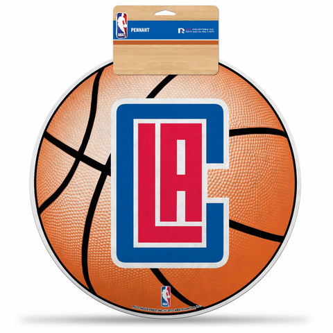 Clippers Basetball Die Cut W/Header