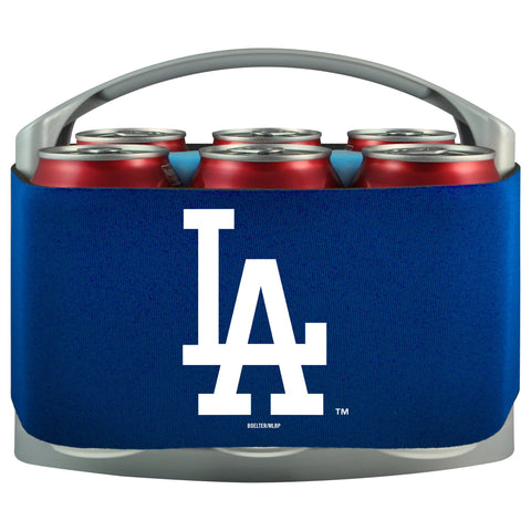 Los Angeles Dodgers Cooler With Neoprene Sleeve And Freezer Component